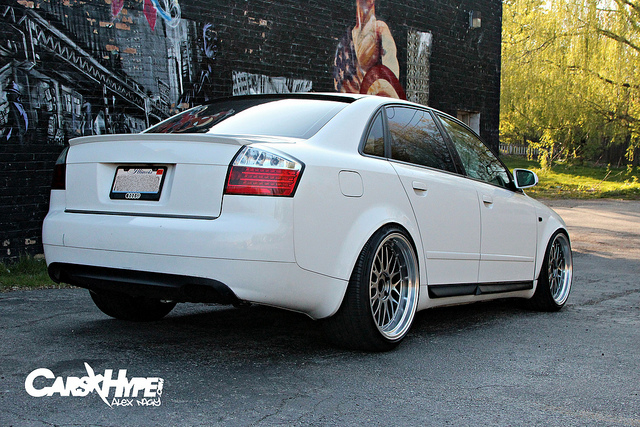 Carshype Com Stanced Amp Daily Driven Audi A4