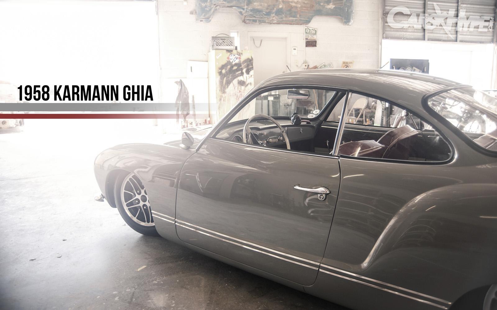 Meet Jacob Tobeyu0027s 1958 Volkswagen Karmann Ghia. Heu0027s had this lovely lowlight ... & CarsHype.com   Lowlight in the Spotlight: Jakeu0027s u002758 Ghia