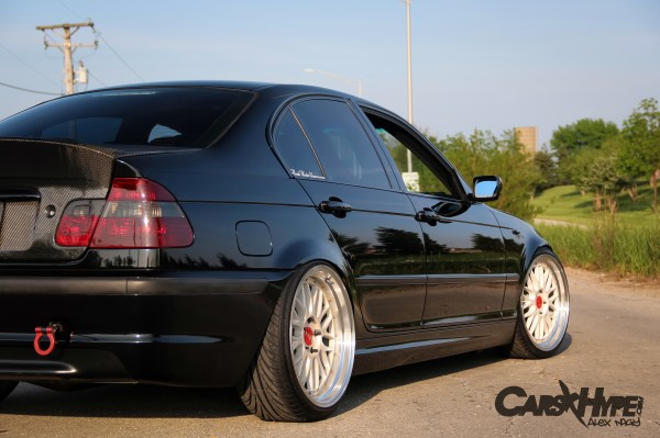 Carshype Com Perfection Through Progression Krystian S E46