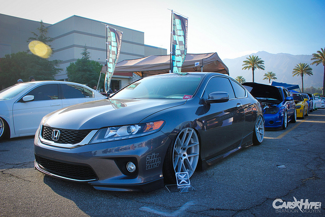 9th Gen Accord >> CarsHype.com | Autocon | Los Angeles 2013