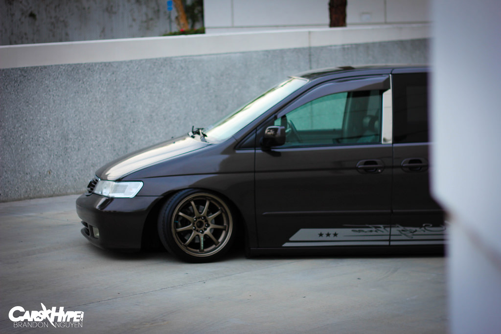 carshypecom t bagged tom�s bagged odyssey van